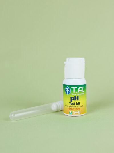 GHE test kit - płyn do pomiaru pH